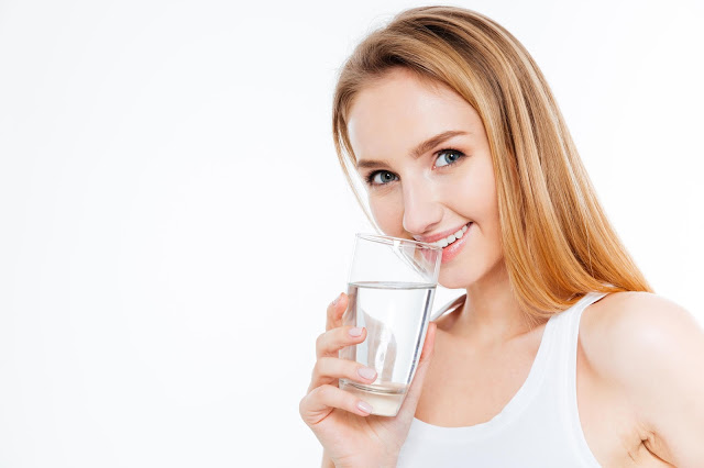Water Helps Acne?