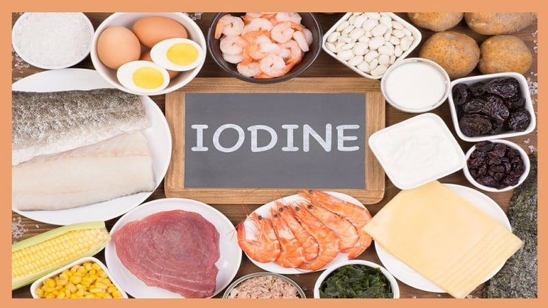 The Importance of Iodine Rich Foods